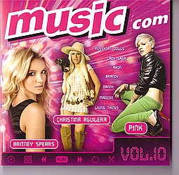 CD-диск Various Миѕіс.сом (vol.10)