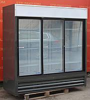 """Холодильный шкаф витрина """"Everest EL72TDS"""" (Шри-Ланка) большой полезный объем 1700 л. Б/у, фото 1"""