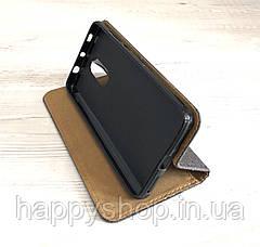 Чехол-книжка Goospery Canvas для Xiaomi Redmi note 4x (Черный), фото 3