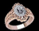 Кольцо женское серебряное Julia 10448, фото 2