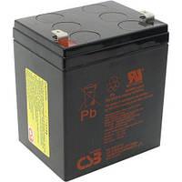 Аккумуляторная батарея CSB HС1221WF2, 12V 5Ah  (139х48х103мм) Q10