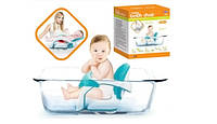 Детское раскладное кресло для купания baby bath chair 2 в 1, фото 1