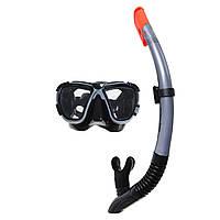Набор для плавания, маска + трубка, от 14 лет, 2 цвета, Bestway, 24014