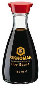 Соевый соус Kikkoman, 150мл