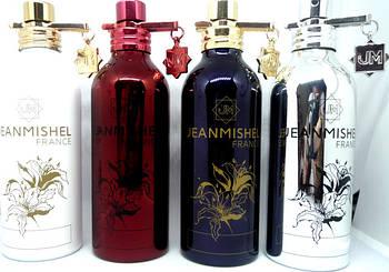 Туалетная вода JeanMishel 90 ml. в подарочной упаковке