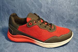 Кроссовки мужские CrosSAV 22 красно-черные 40