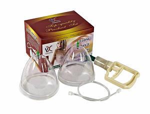 Вакуумный массажер для увеличения груди Cupping Appliance For Lady