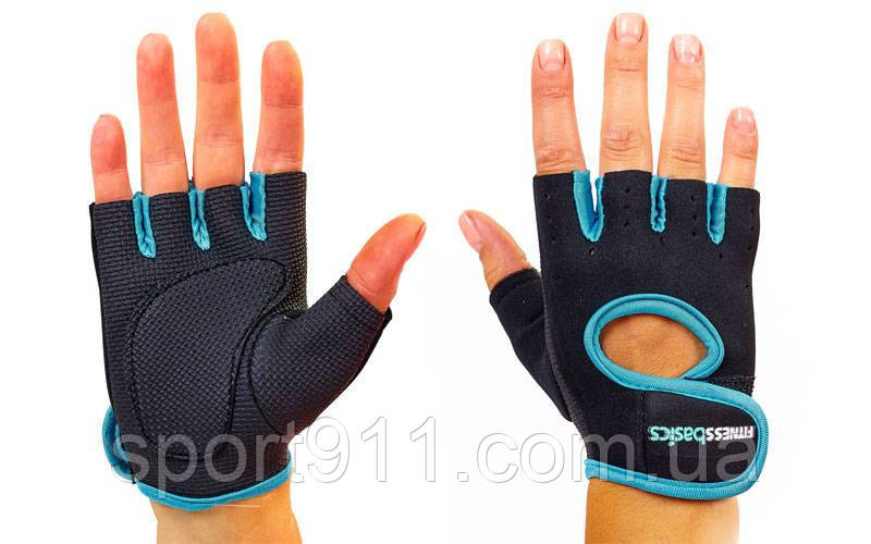 Перчатки для фитнеca FITNESS BASICS BC-893