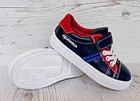 Р.25-28 детские кроссовки туфли Apawwa №19-33, фото 1