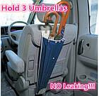 Органайзер для зонтов в автомобиль UMBRELLA STORAGE HANGING BAG | чехол для мокрого зонта, фото 8
