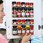 Универсальный кухонный органайзер Clip n Store для шкафов и холодильников, фото 4