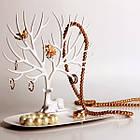 Подставка для украшений My little Deer tray | подставка для бижутерии дерево олень, фото 2