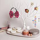 Подставка для украшений My little Deer tray | подставка для бижутерии дерево олень, фото 4