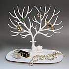 Подставка для украшений My little Deer tray | подставка для бижутерии дерево олень, фото 8
