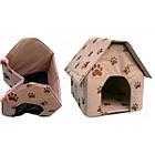 Переносной домик для собак Portable Dog House - мягкая будка для собак | домик для животных, фото 6