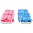 2 полотенца Loofa Cloth For Body Wash   мочалка для бани   набор полотенец, фото 4