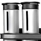 Набор баночек для специй и приправ Zevgo Magnetic Spice Stand из 6 сосудов | спецовник 6 шт, фото 4