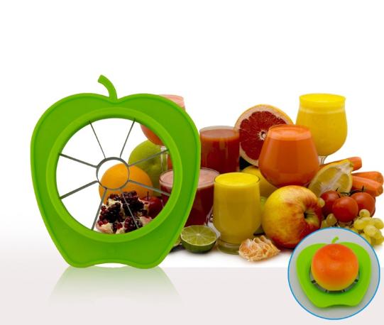 Специальный кухонный нож Apple Slicer для нарезки яблок | яблокорезка | прибор для нарезки яблок