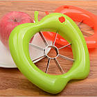 Специальный кухонный нож Apple Slicer для нарезки яблок | яблокорезка | прибор для нарезки яблок, фото 3