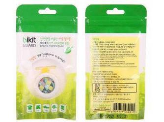 Клипса от комаров Bikit Guard c натуральными экстрактами