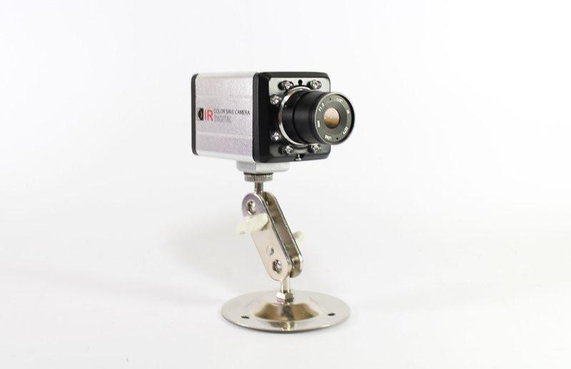 Камера наблюдения с регистратором TF Camera ST-01 DVR | камера наблюдения с детектором