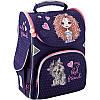 Рюкзак шкільний ортопедичний каркасний GoPack GO19-5001S-4