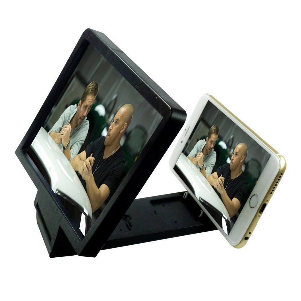 3D увеличитель экрана телефона Enlarge screen F1   универсальное увеличительное стекло