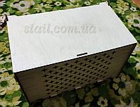 Розбірний ящик для іграшок, речей ... (Разборный ящик для игрушек, вещей ...) Д60хШ35хВ36 см