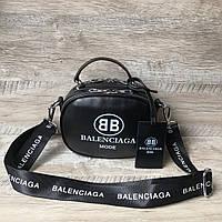 Стильная женская сумка cross body кросс-боди Balenciaga, фото 1