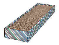 Trixie (Трикси) Scratchy Scratching Cardboard когтеточка с мятой 48 × 5 × 13 см