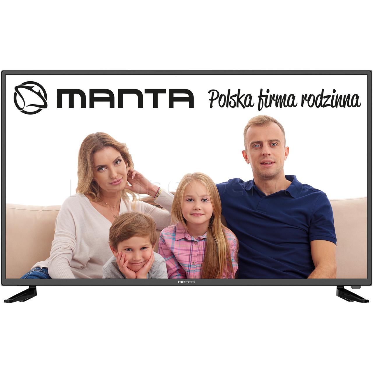 """Телевизор 40""""  MANTA LED 40LFN38L"""