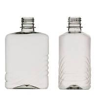 ПЕТ Бутылка прямоугольная 0,5 л. Ø 28 мм.