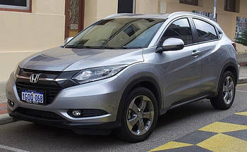 Honda HR-V 2015-