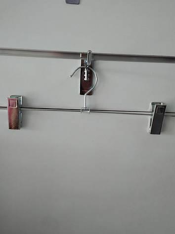 Вешалка-тремпель для брюк 35см., фото 2