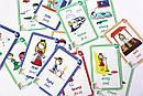 Англійські картки з неправильними дієсловами ENGLISH IRREGULAR VERBS Flashcards, фото 8