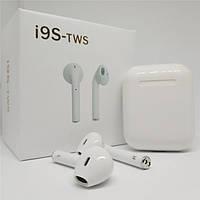 Беспроводные наушники I9s TWS Bluetooth c кейсом