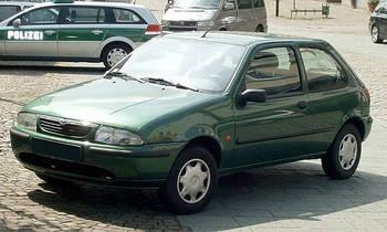 Mazda 121 / Demio 1996-2002
