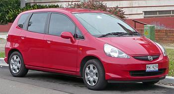 Honda Fit / Jazz 2001-2008
