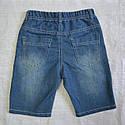 Летний комплект для мальчика: футболка и бриджи джинсовые, фото 6