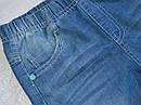 Летний комплект для мальчика: футболка и бриджи джинсовые, фото 5