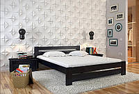 Кровать деревянная Симфония ТМ Арбор Древ