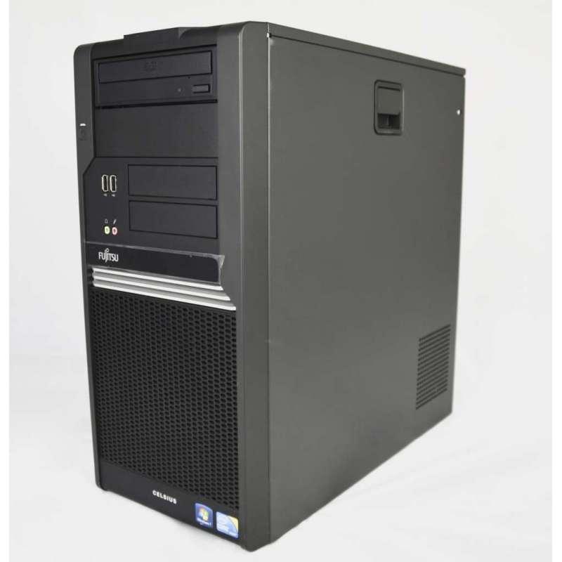 Fujitsu Celsius W380 intel Core i5 650 3.20GHz/8Gb DDR3/250Gb SATA, фото 1