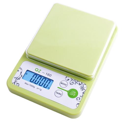 Весы QZ-160, 10кг (1г), чаша
