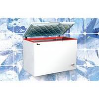 Морозильный ларь Juka M600Z с глухой крышкой