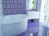 Ванна угловая симметричная 175*175 см Turandot