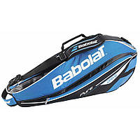 Чехол Babolat Racket Holder X 3 Pure drive blue 2015 year (751107/136)