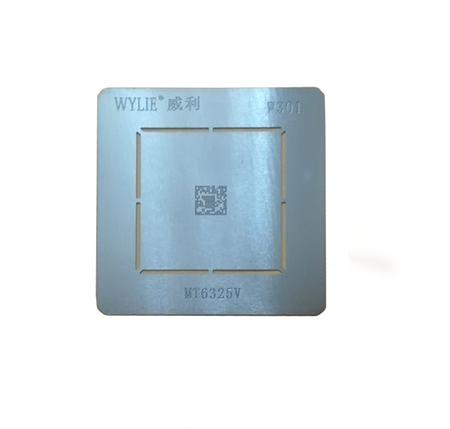 Трафарет BGA Wiley W301 MT6325V, фото 2