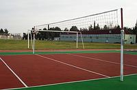 Строительство, ремонт, реконструкция волейбольной площадки