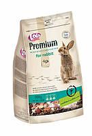 LoLo Pets PREMIUM for rabbit Полнорационный корм для кроликов