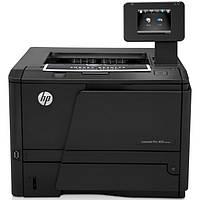 Б/у принтер HP LaserJet Pro 400 M401dn с двусторонней печатью в хорошем состоянии